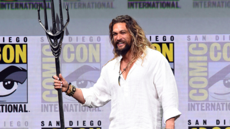 Jason Momoa says he ate pizza every day while playing Khal Drogo in Game of Thrones