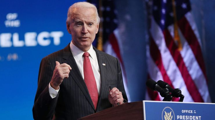 Recount confirms Joe Biden's victory in Georgia