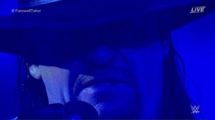 The Undertaker officially confirms WWE retirement with final appearance at Survivor Series