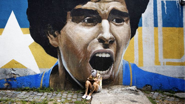 Farewell Diego Maradona, the imperfect genius who ruled the world