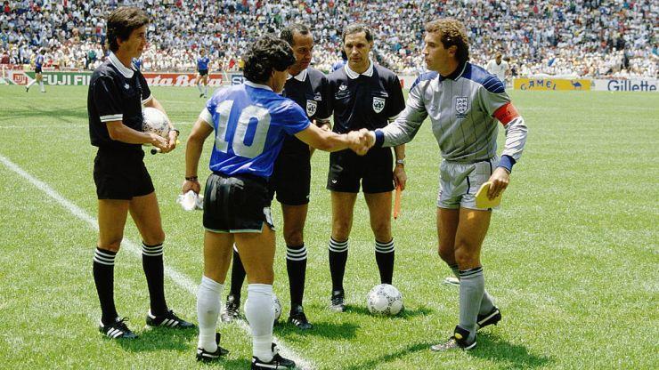 FIFA should retire No 10 shirts in honour of Diego Maradona, says Andre Villas-Boas
