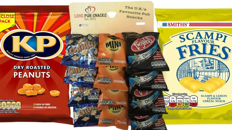 The definitive ranking of every British pub snack