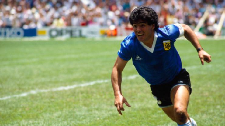 Glenn Hoddle shares heartwarming memory about Maradona's 1986 World Cup performance