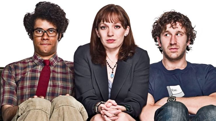 The IT Crowd is officially the funniest British sitcom ever, according to science