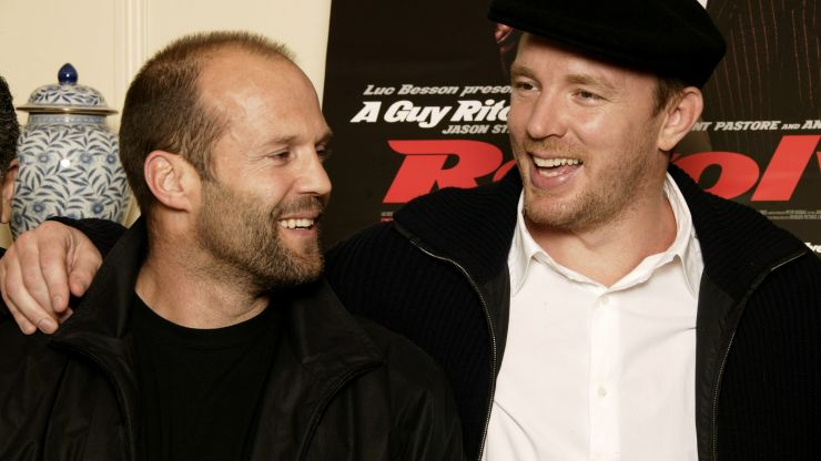 Guy Ritchie and Jason Statham are making their first movie together in 15 years