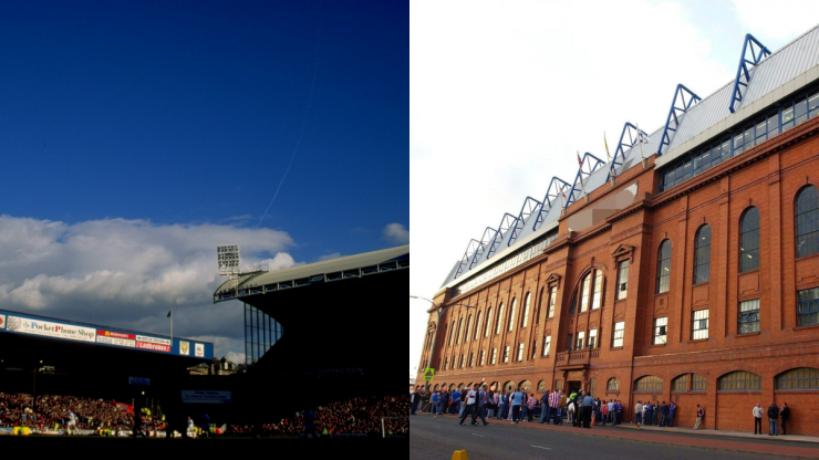 QUIZ: Guess the football stadium from the photo