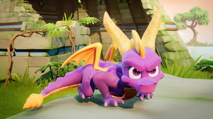 A new Spyro The Dragon game has been teased by Activision