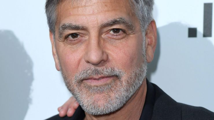 George Clooney admitted to hospital after losing weight for new film role