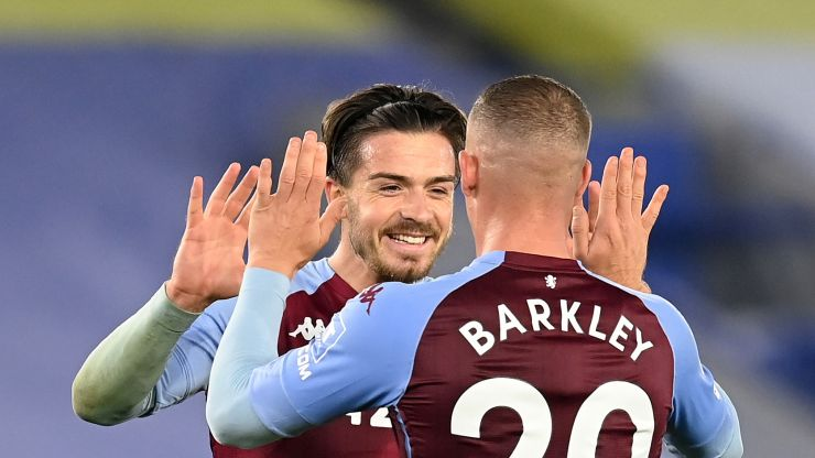 Jack Grealish and Ross Barkley to avoid punishment after breaking Covid restrictions