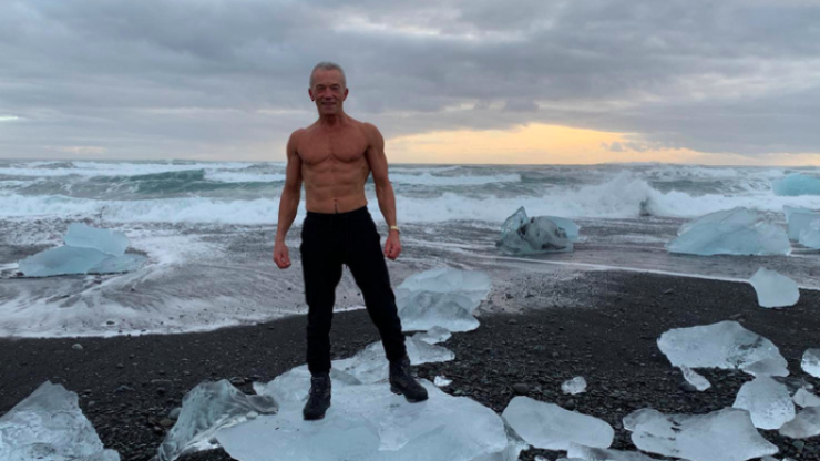 Britain's fittest grandfather says you don't need to lift weights to get in shape