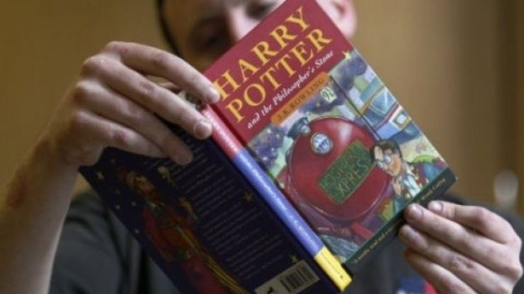 Rare Harry Potter and the Philosopher's Stone first edition book sells for £68,000