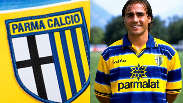 Parma release remake of their iconic 1998-99 home shirt