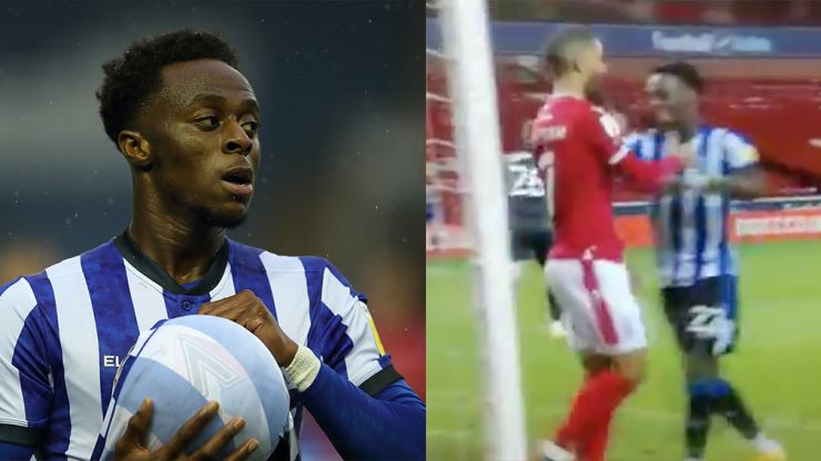 Moses Odubajo issues explanation for 'celebrating' opponent's goal after angry fan reaction