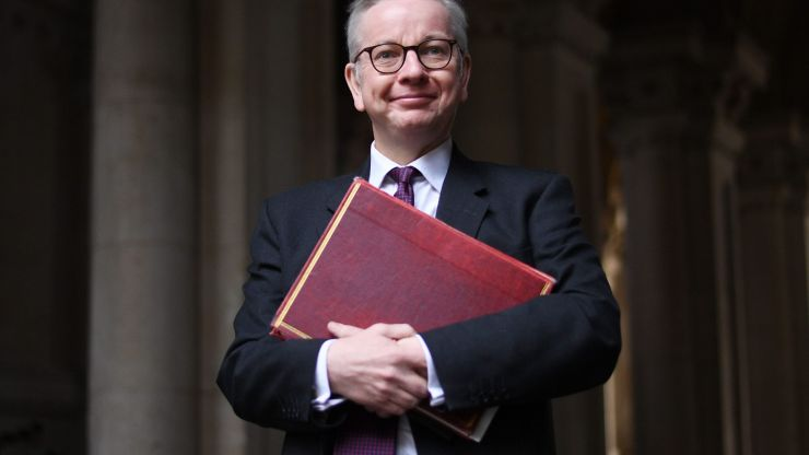 Michael Gove confirms new back-to-school dates
