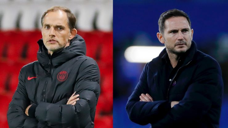 Thomas Tuchel 'interested' in replacing Frank Lampard at Chelsea