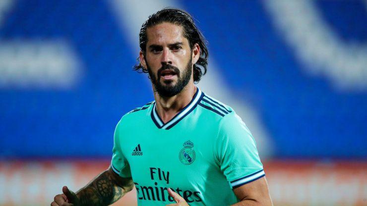 Real Madrid midfielder Isco has chosen his next club