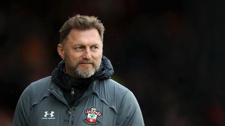 Ralph Hasenhüttl will not be in the Southampton dugout for West Ham game