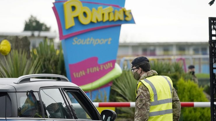 Pontins used list of Irish surnames to keep Traveller families out of parks