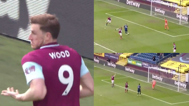 WATCH: Granit Xhaka reaches point of self parody with hilarious gaffe for Burnley goal