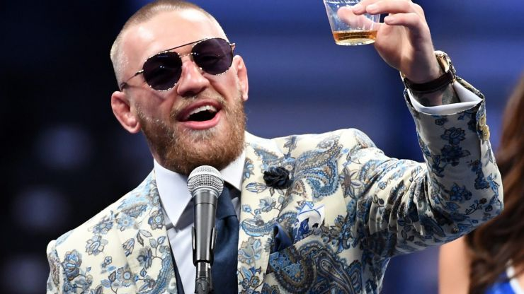 Conor McGregor's net worth 'doubles' after selling stake in whiskey company