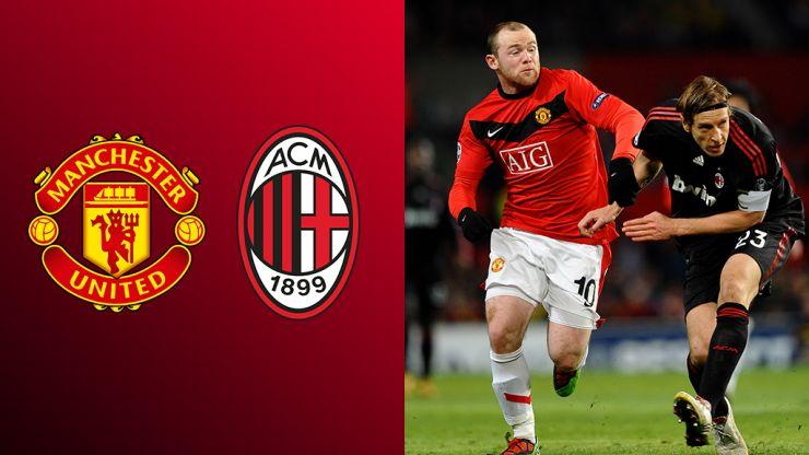 QUIZ: Name the starting XIs from Man Utd vs AC Milan, 2010