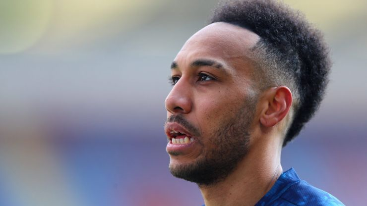 Pierre-Emerick Aubameyang was dropped from Spurs game for being late