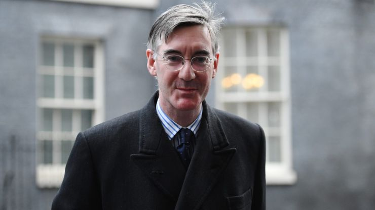 Downing Street condemns Jacob Rees-Mogg over use of parliamentary privilege to attack journalist