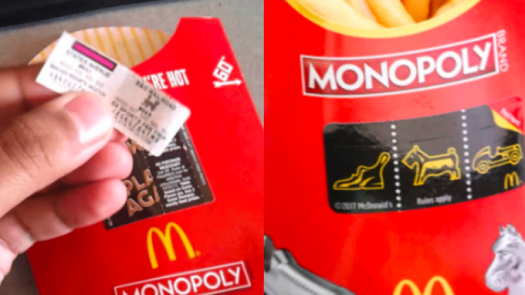 McDonald's Monopoly returning this summer