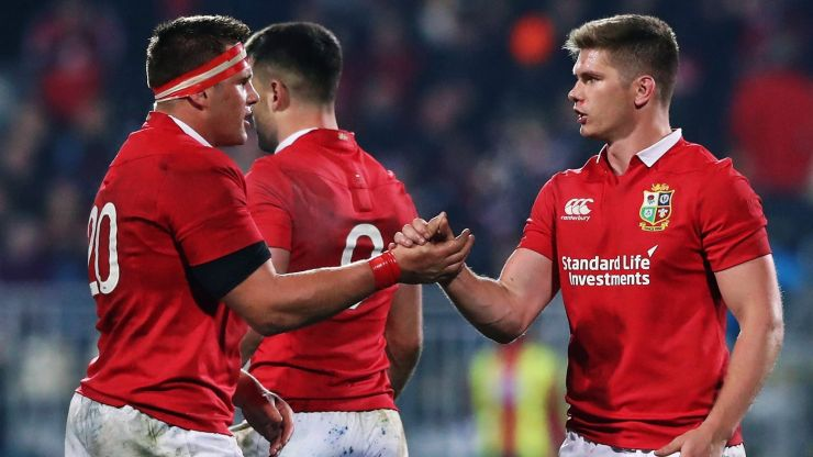 Lions confirm they will travel to South Africa for tour, despite Covid concerns