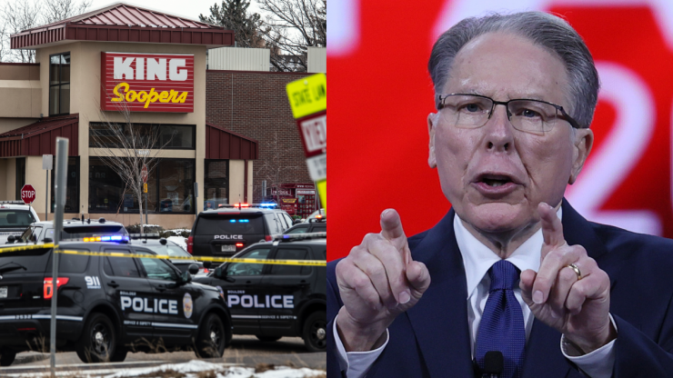NRA bragged about blocking ban on AR-15s in Boulder days before mass shooting