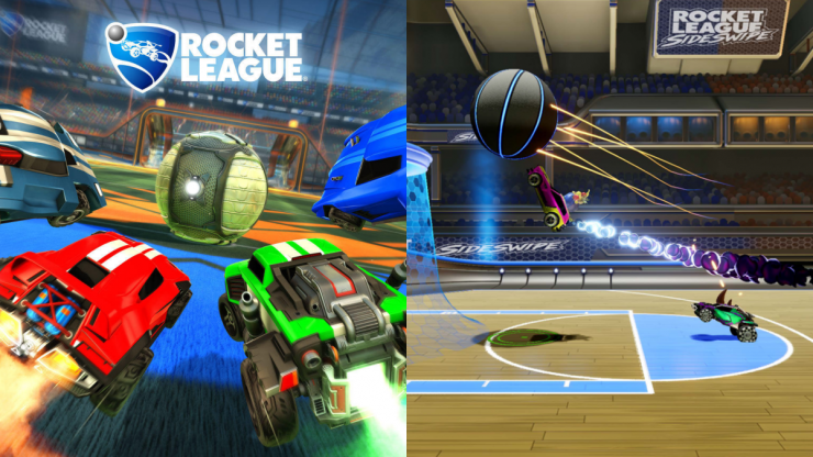 Rocket League Sideswipe is coming to mobile