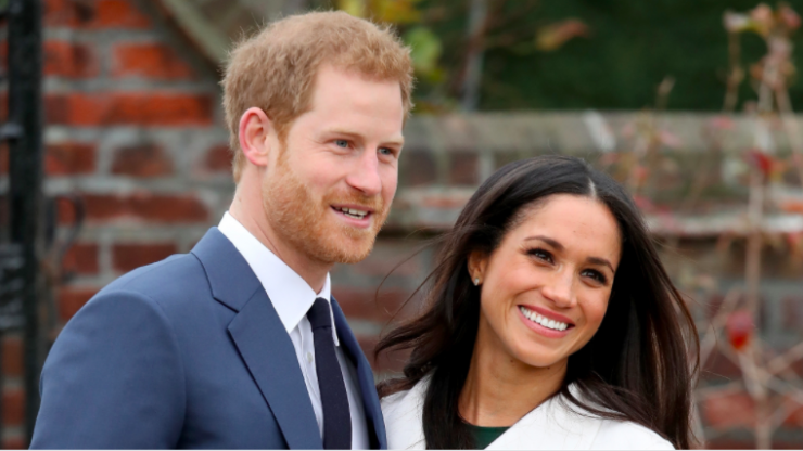 Meghan and Harry saga turned into TV show called 'Escaping the Palace'