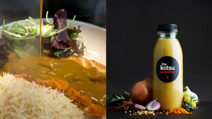Wagamama launches new Katsu curry smoothie