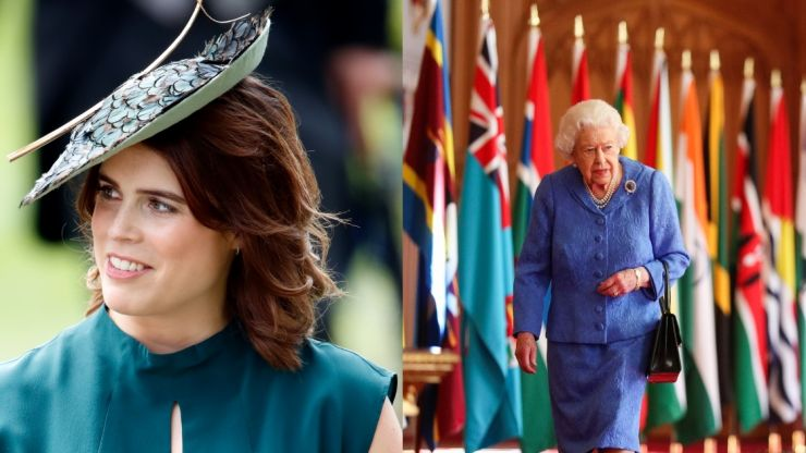 Princess Eugenie got in trouble with Queen for 'off-limits' Instagram photo