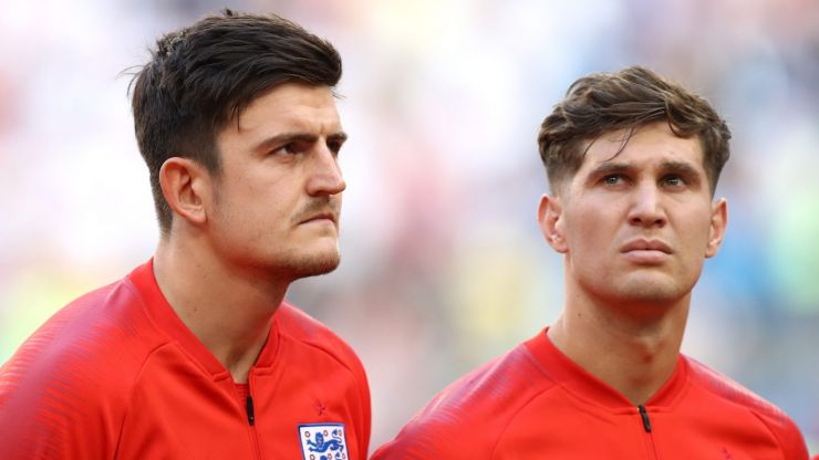 Harry Maguire says John Stones helped him get through difficult times