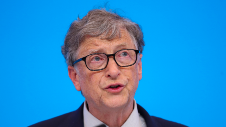 Bill Gates: Wear a mask even after your Covid-19 vaccine