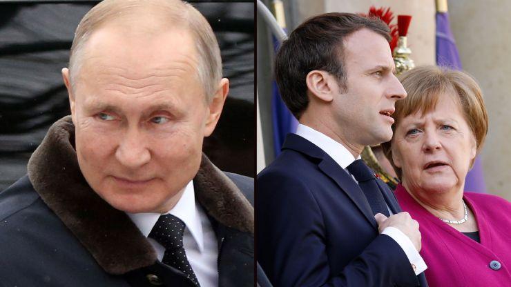 EU leaders warm to Russia's Sputnik V vaccine