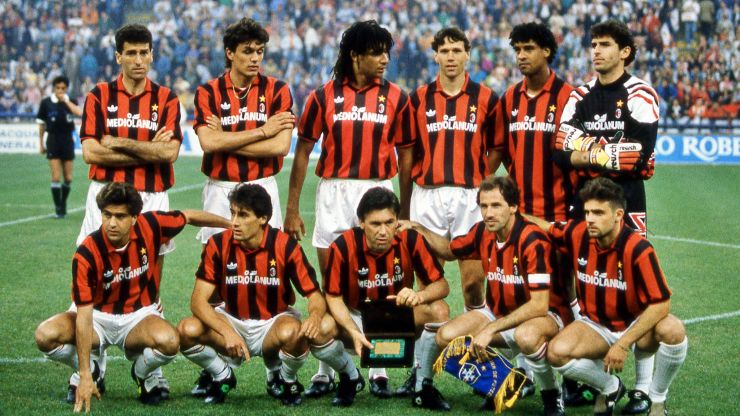 QUIZ: Name the classic starting XI - AC Milan