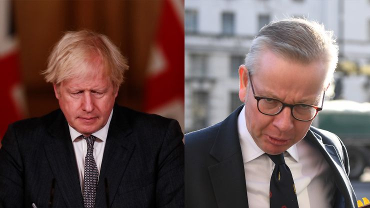 New lockdown restrictions could last until March, warns Michael Gove