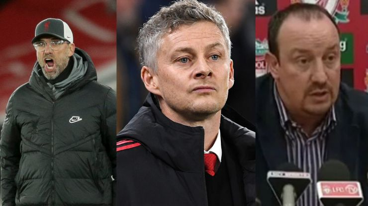 Ole Gunnar Solskjaer hits back at Jurgen Klopp with 'facts' comment