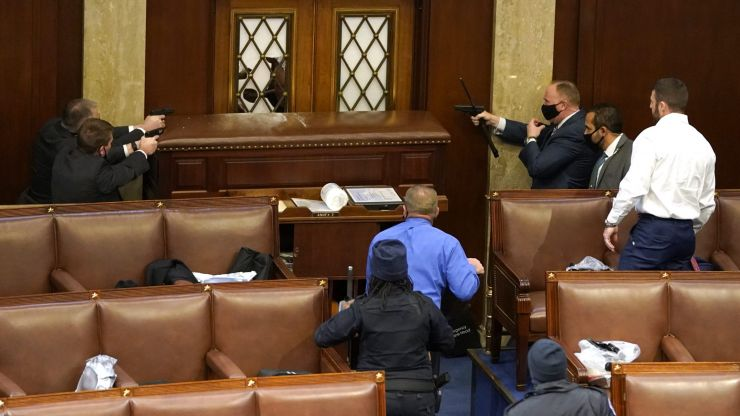 US Capitol: Four dead, 52 arrests, 15 days of public emergency declared