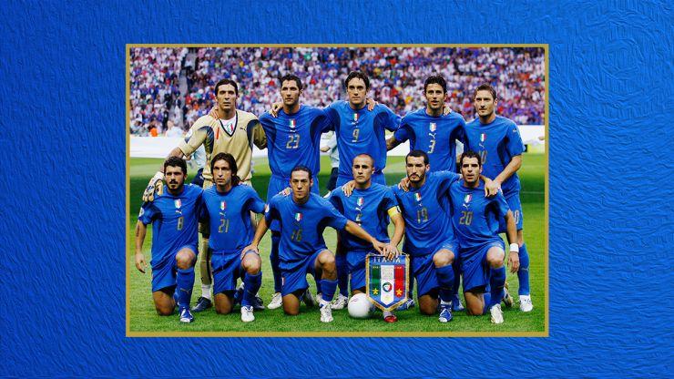 Teammates XI Quiz: Italy - 2006 World Cup Final