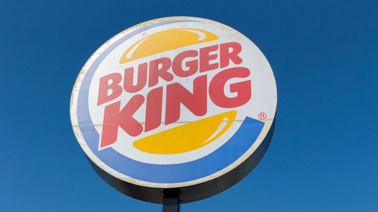 Burger King introduce ingenious new logo as part of first rebrand in over 20 years