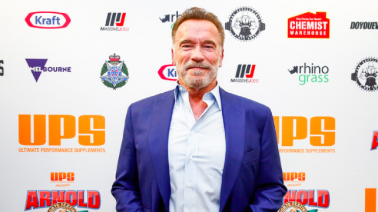 Arnold Schwarzenegger says Donald Trump 'sought a coup by misleading people with lies'
