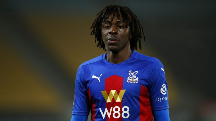 Crystal Palace issue statement on Eberechi Eze's visit to watch former club