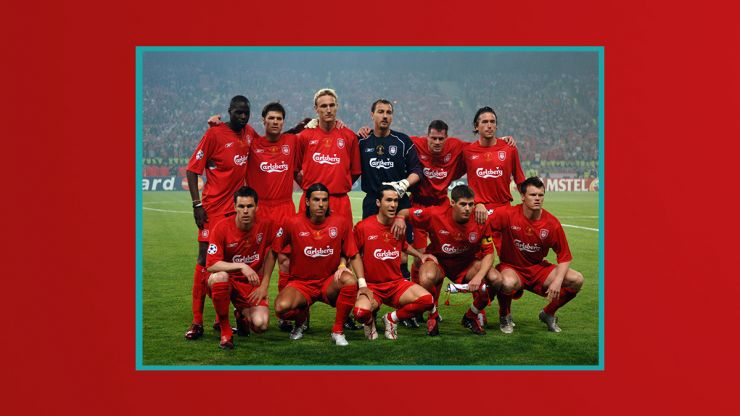Teammates XI Quiz: Liverpool – 2005 Champions League Final