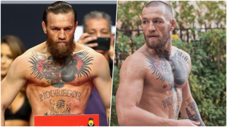 Conor McGregor's new workout regime and daily diet ahead of UFC return