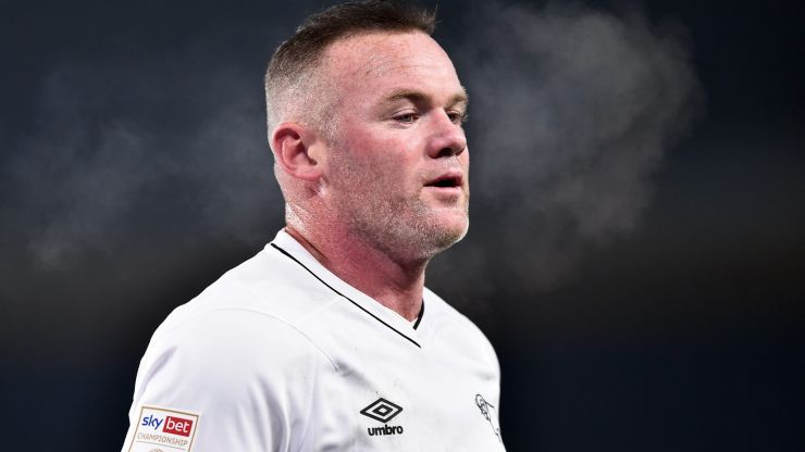 Wayne Rooney retires to become permanent manager of Derby County