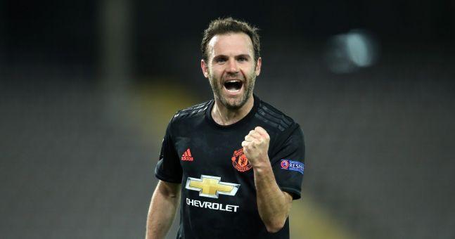 Juan Mata linked with romantic return to Spain | JOE.co.uk