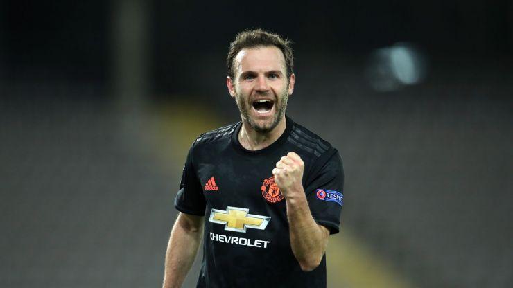 Juan Mata linked with romantic return to Spain